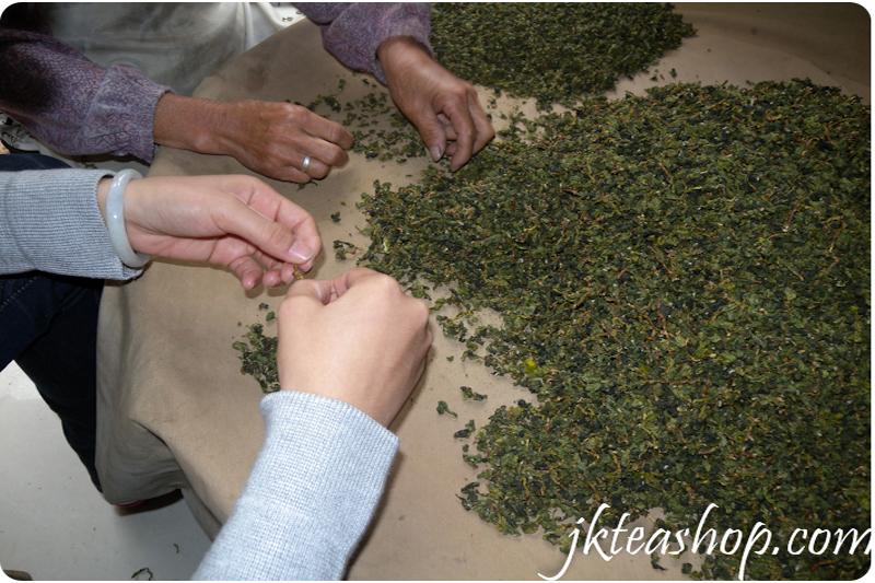 Tieguanyin tea 4