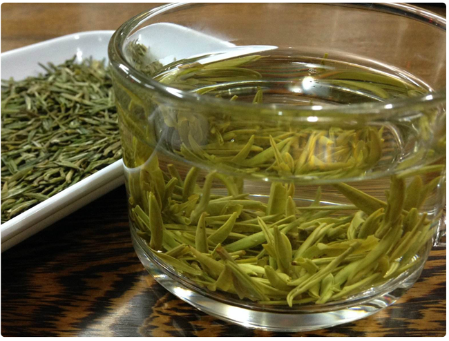 Yun Wu Tea Brewing