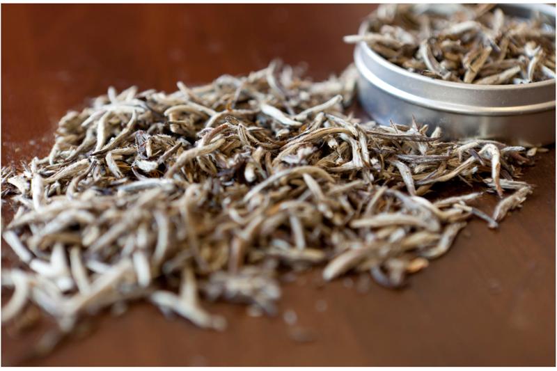 loose white tea