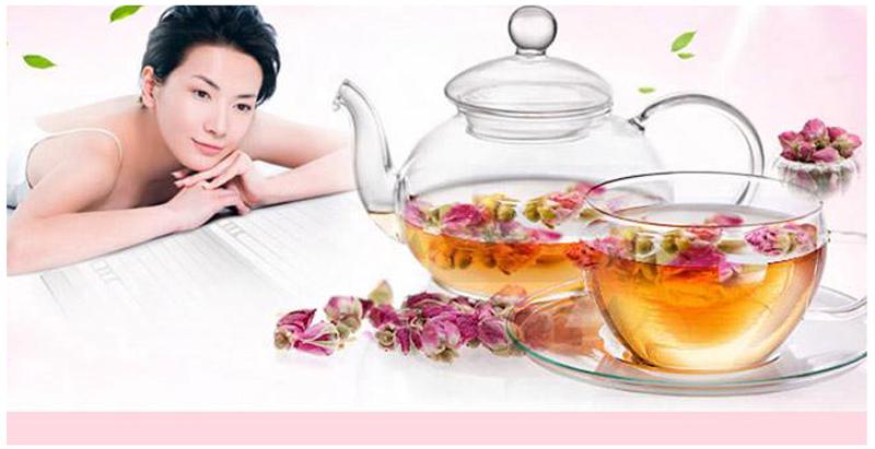 rose tea health benefits