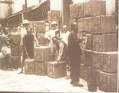 Lapsang Souchong Bohea Tea History1