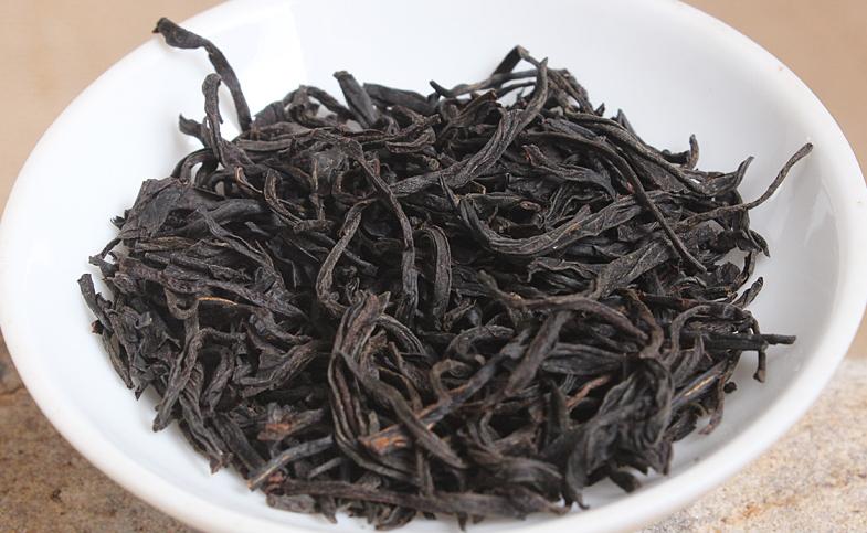 Finished Bohea Black Tea