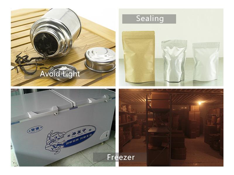Lapsang Souchong Storage